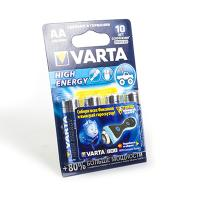 Э/п LR6 Varta 4906 High Energy, BL4